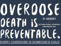 International Overdose Awareness Day
